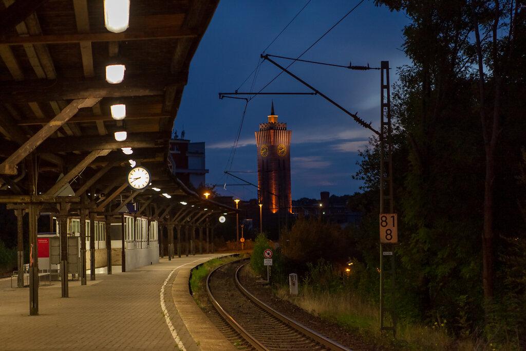 Abgefahren! Südbahnhof Chemnitz