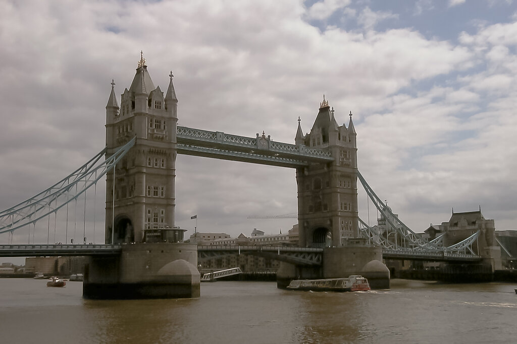 Tower Bridge London (Großbritanien)